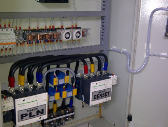AUTOMATIC TRANSFER SWITCH  PANEL ATS
