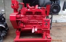 300 kW fire Pump Engine kontraktor Pompa